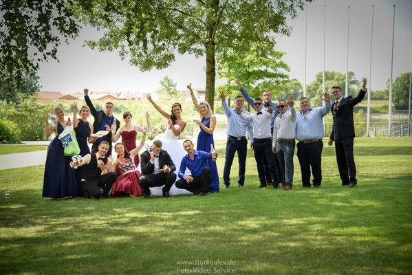 Coole Hochzeitsfotos von dem Hochzeitsfotograf aus Bayern Studio Alex