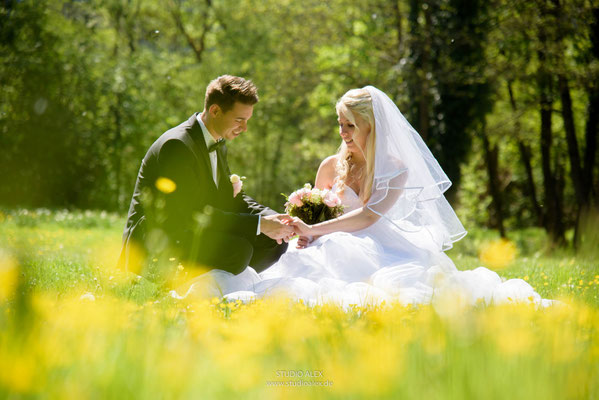 Hochzeitsreportage Fotografie in Straubing