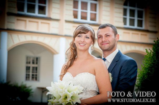 Hochzeitsvideo Schloss Guteneck