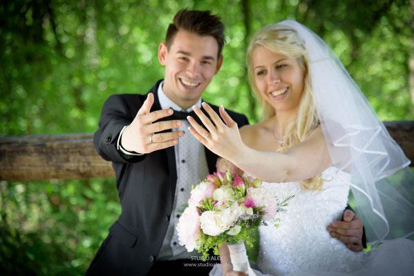 Ideen für Hochzeitsfotos in Straubing