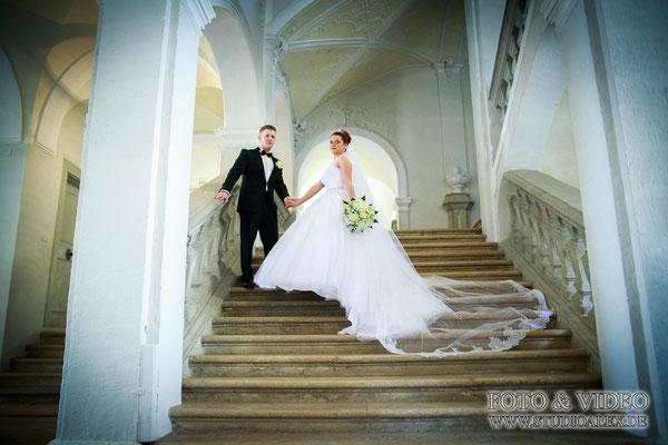 Hochzeitsfotografie Ansbach