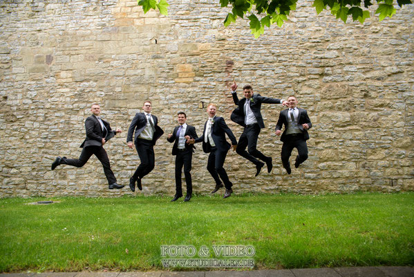 lustige Hochzeitsfotos in Schweinfurt