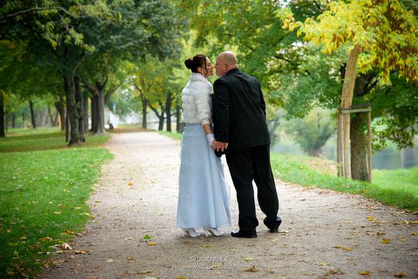 Hochzeitsfotograf in Regensburg Bayern