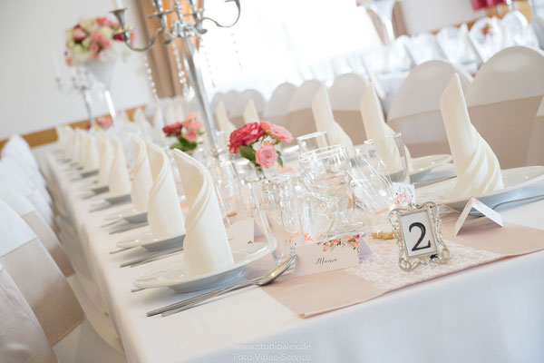 Hochzeitsdekoration Hochzeit, Hochzeitsdeko Eventhalle Fürth, Ideen für Hochzeitsdeko Nürnberg-2975