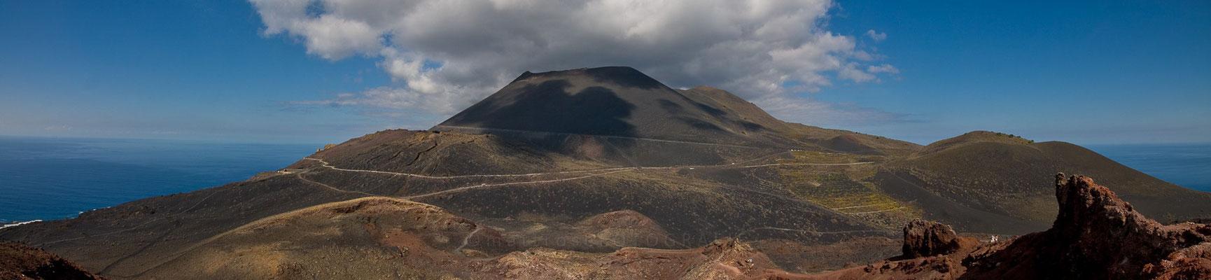 La Palma - Vulkan Teneguia
