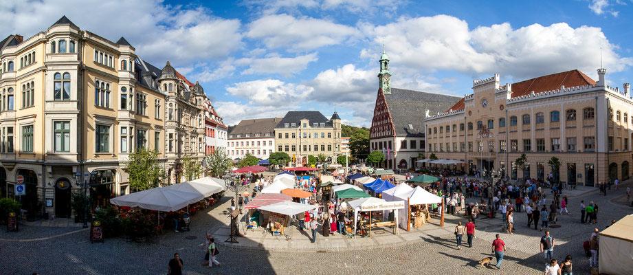 Zwickau-Hauptmarkt