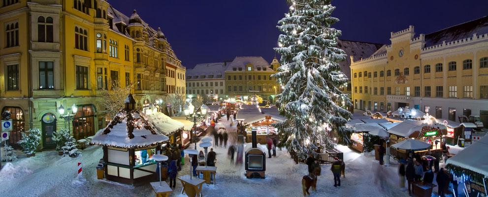 Zwickau - Weihnachtsmarkt 2010