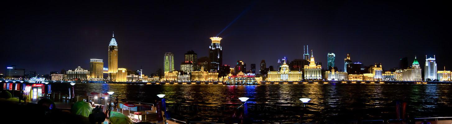 Shanghai am Bund