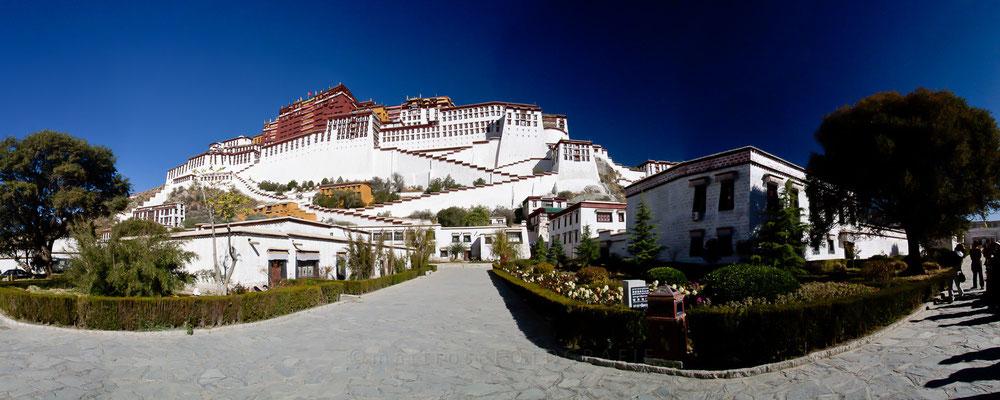 Lhasa (Tibet) Potala Palast