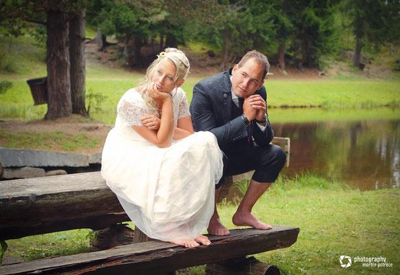 Hochzeit in Fließ