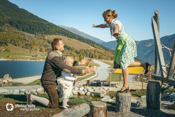 Hochzeit in Serfaus mit Angi & Christoph