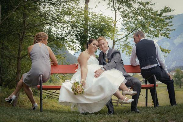 Hochzeit in Silz mit Lisa & Hannes