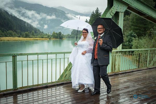 Hochzeit in Prutz