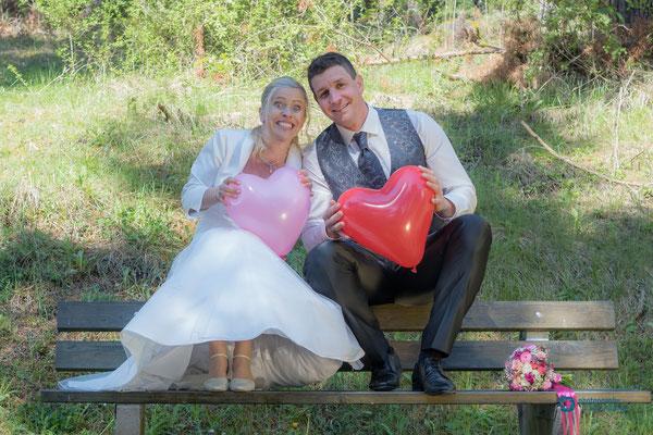 Hochzeit in Karres mit Sandra & Christoph