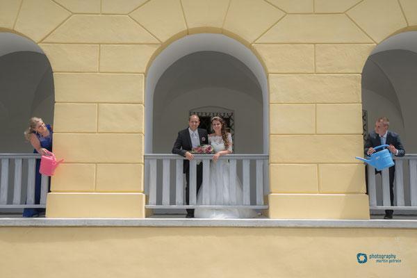 Hochzeit in Karres mit Ines & Mike