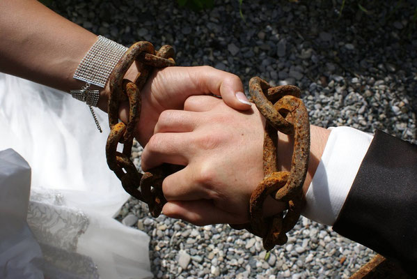 Hochzeit in Karrösten