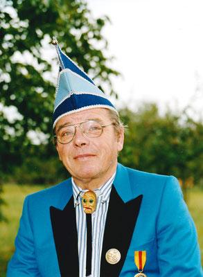 Ehren-Oberzunftmeister Erich Bub (2003)