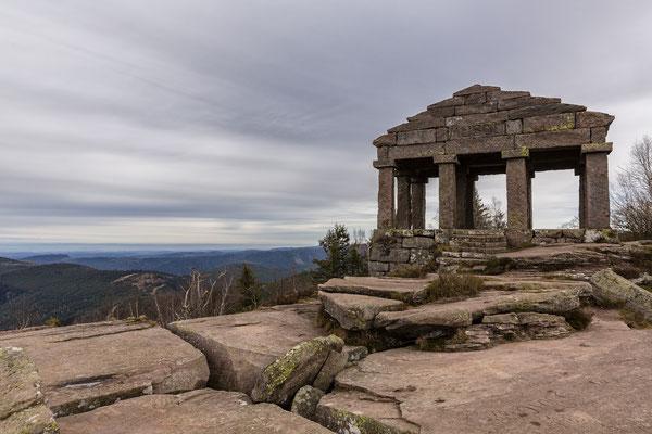 Le temple du Donon