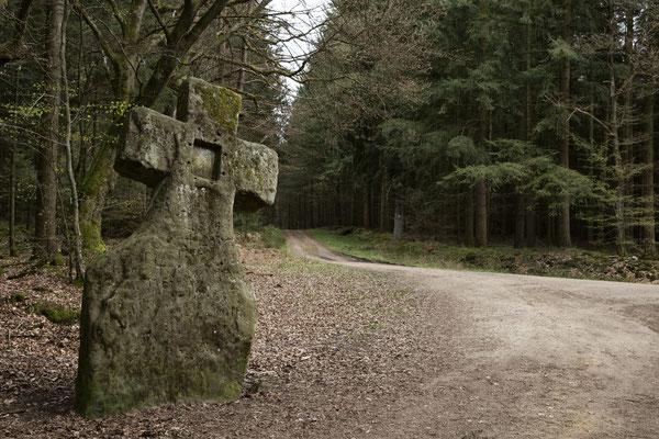 La Fraubillenkreuz, Ferschweiler plateau