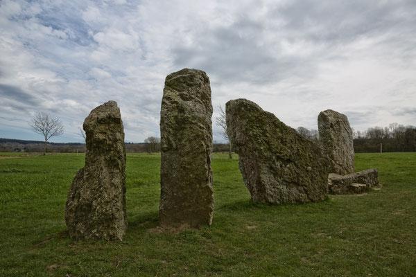 Le champ mégalithique de Wéris
