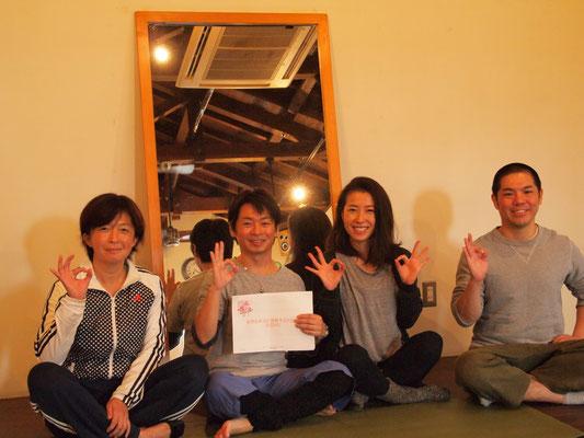 瞑想ヨガワークショップ 香川県 ラマラマヨガスタジオ