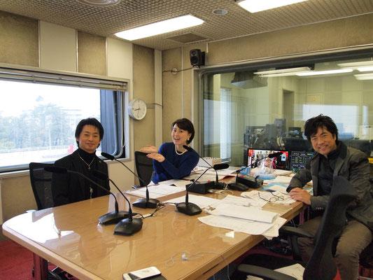 RNCラジオ「さわやかラジオ 気分上々」出演 吉川正三