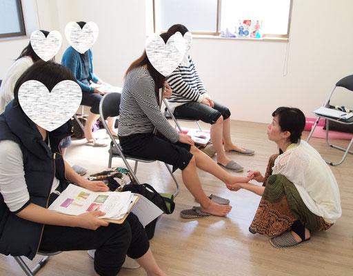 妊活 子宮力UPセルフケアセミナー