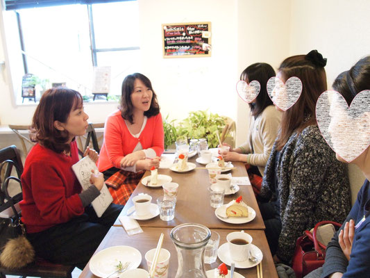 妊活ランチ会 気学講座