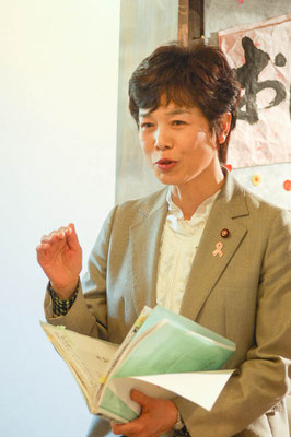 女性議員と語る妊活トークセッション in ヒメカフェ