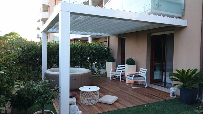 Arredamento Da Giardino Rimini.Zona Relax In Giardino Raggini Arredo Tessile Outdoor Design