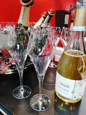 Blanc de Blancs 2014 Champagne A. Bergère