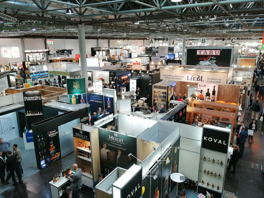 Protein 2019 Messehalle 12