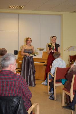 Konzert im Gemeindehaus, 01.03.2013