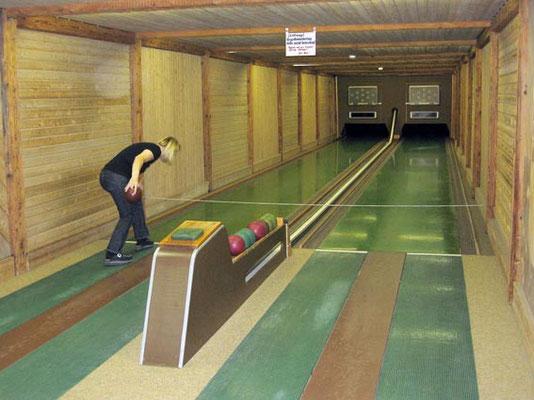 Bundeskegel-Bahnen im Hotel Bairischer Hof
