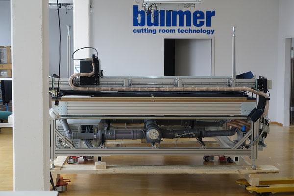 Aufbau des bullmer Premiumcut bei RG Technologies