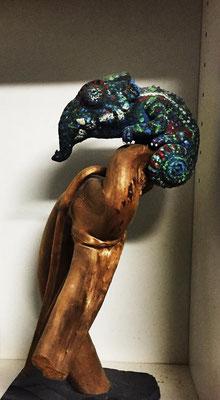 Ein Cameleophant