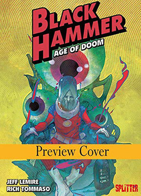 Black Hammer. Band 4: Age of Doom Buch 2 Gebundenes Buch – 24. Januar 2020