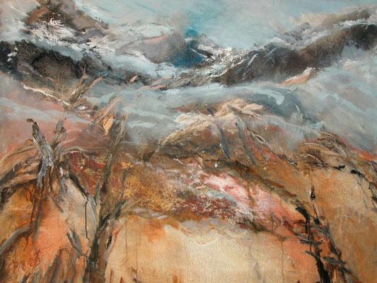 """""""o.T."""",2003, Öl/Leinwand,80x100"""