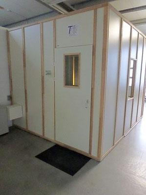 Das Akustik Labor von außen