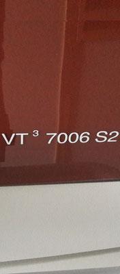 Temperaturschrank Typbezeichnung