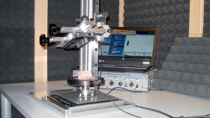 Meßsystem Akustiklabor