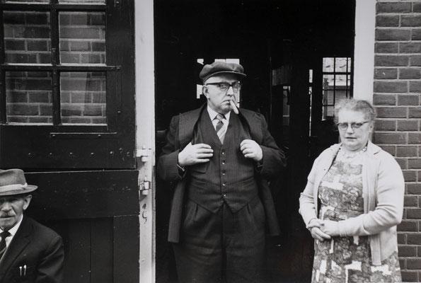 Dirk Jan van Merkerk (1904-1975) en zijn vrouw Jannigje den Hartog (1910-1992)