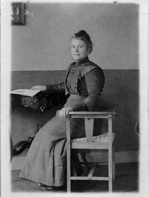 Christina Hendrica Charmes (1868-1930)