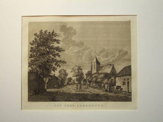 Het dorp Leerbroek