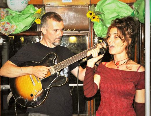 Con Andrea Rotoli