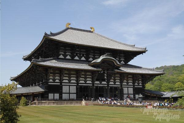 Todai-ji tempel, Nara