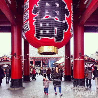 Sensoji tempel, Tokyo