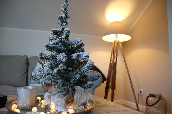 Weihnachtliches Ambiente