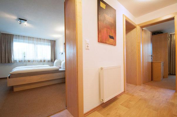 Apartment 1 Vorraum
