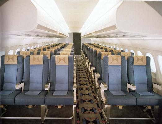 Hier wird das Design der MD-90 gezeigt/Courtesy: McDonnell Douglas/Privatarchiv MD-80.com